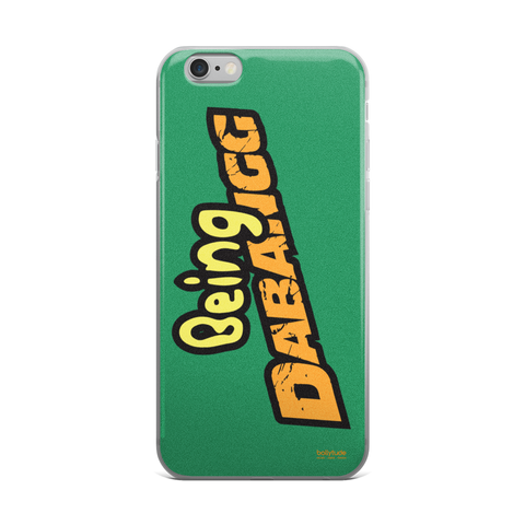 Being Dabangg - Bollywood Phone Case
