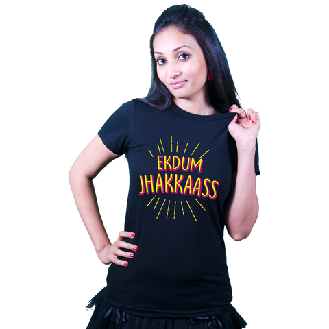 Ekdum Jhakkas - Bollywood T Shirt