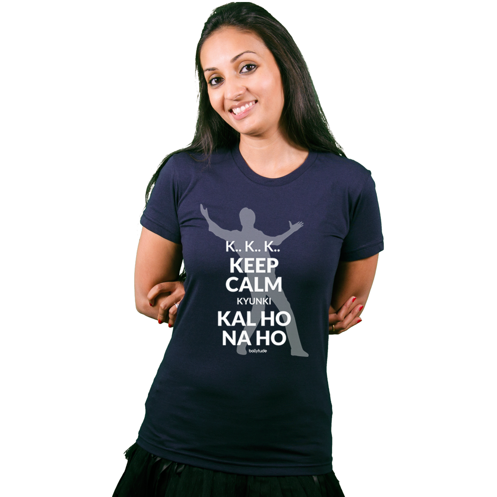 Bollytude | Bollywood t-shirt | SRK | Keep calm tshirt