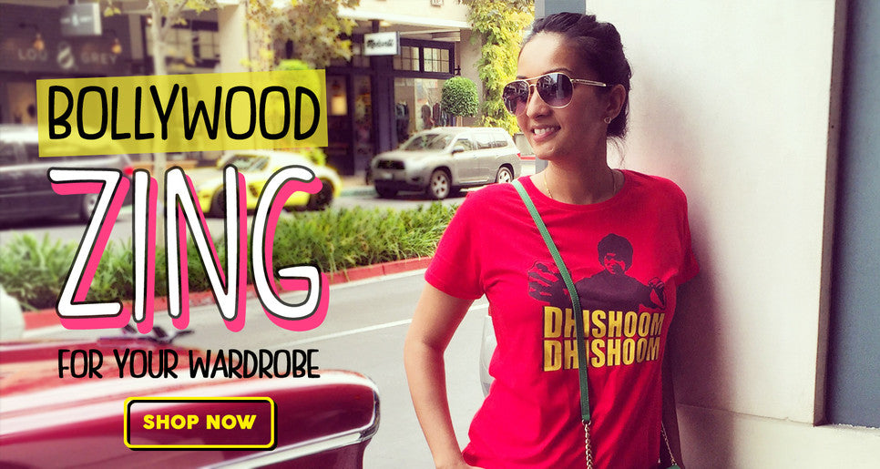 Bollywood Zing for your wardrobe