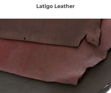 Latigo Scrap Leather