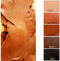 Saddle Skirting Scrap Leather
