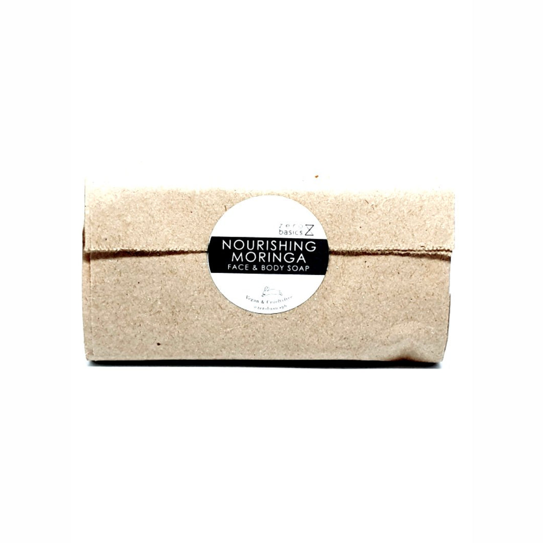 Nourishing Moringa Face and Body Soap