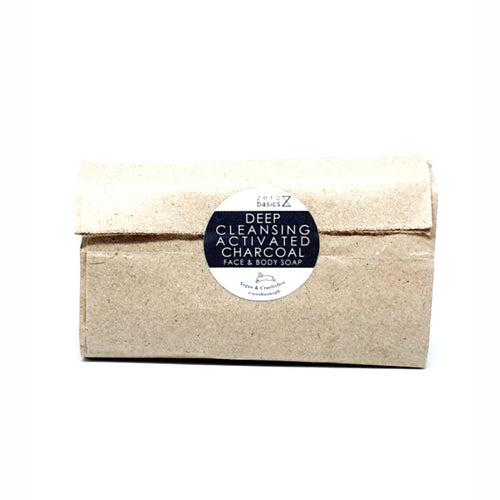 Deep Cleaning Charcoal Face and Body Soap