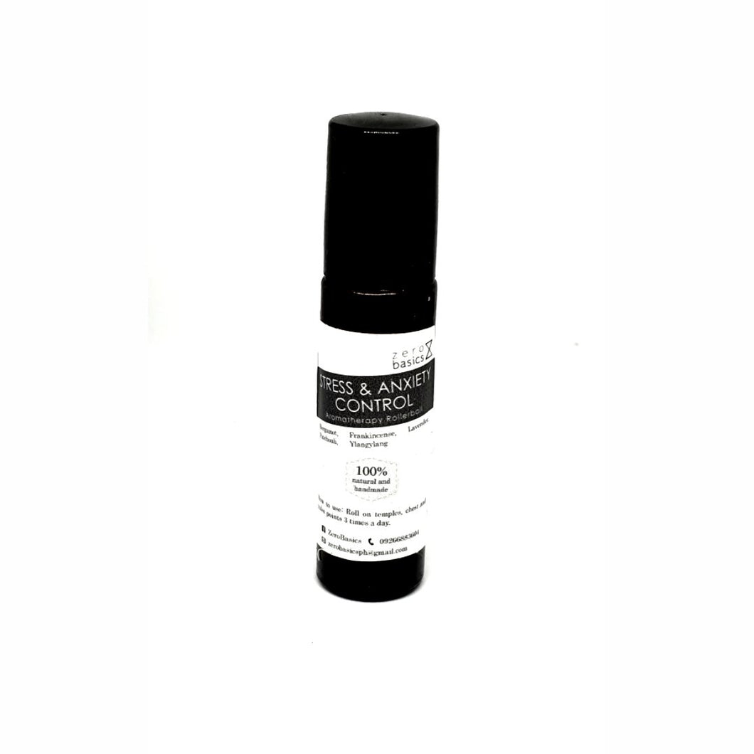 Stress and Anxiety Control Rollerball