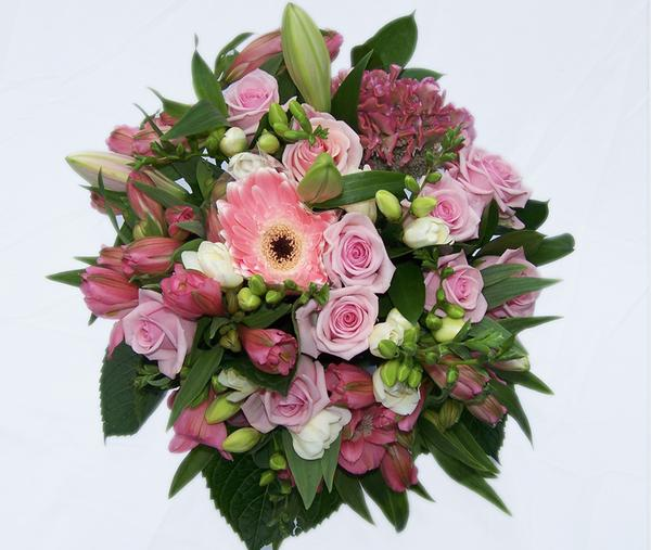 Bouquets from $59 Blooming Pink Auckland Florist