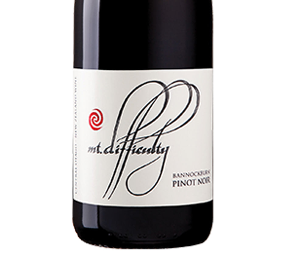 MT DIFFICULTY PINOT NOIR 2017
