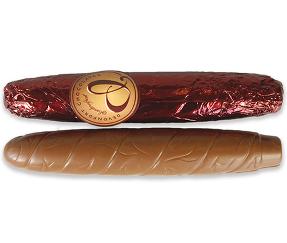 CHOCOLATE TRADERS CIGAR