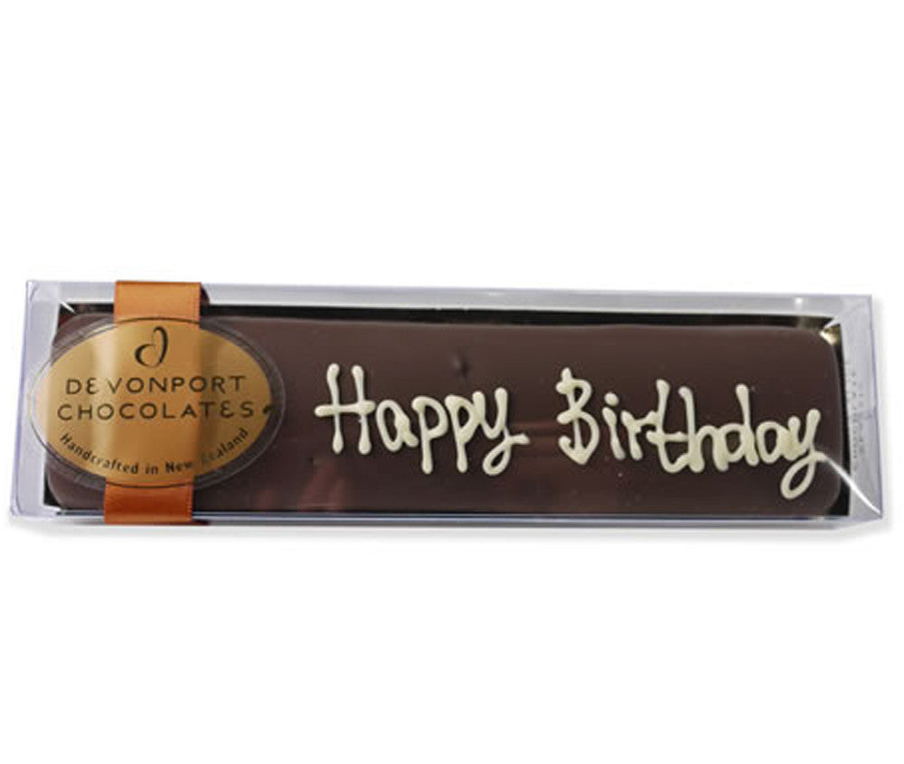 DEVONPORT CHOCOLATE HAPPY BIRTHDAY TRUFFLE