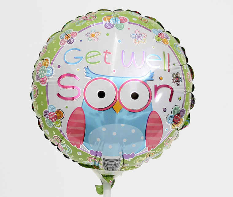 GET WELL BALLOON