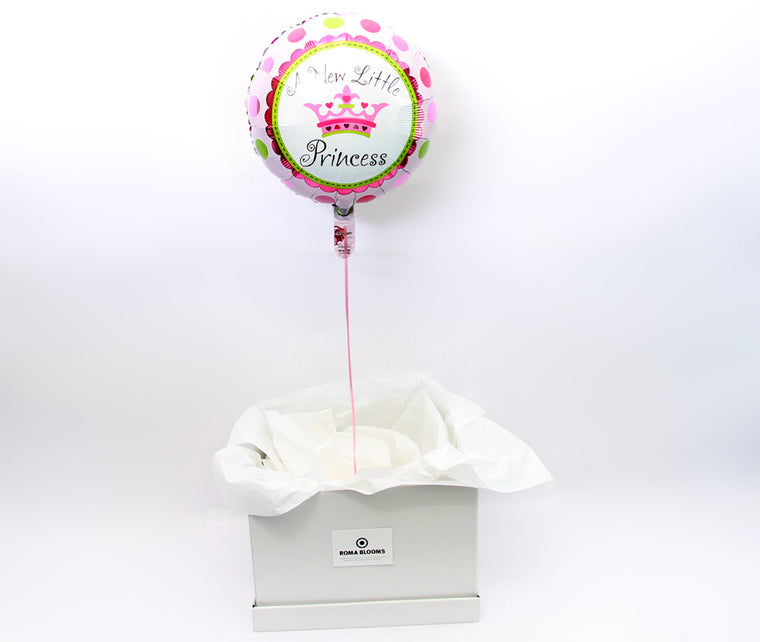 Little Princess helium balloon