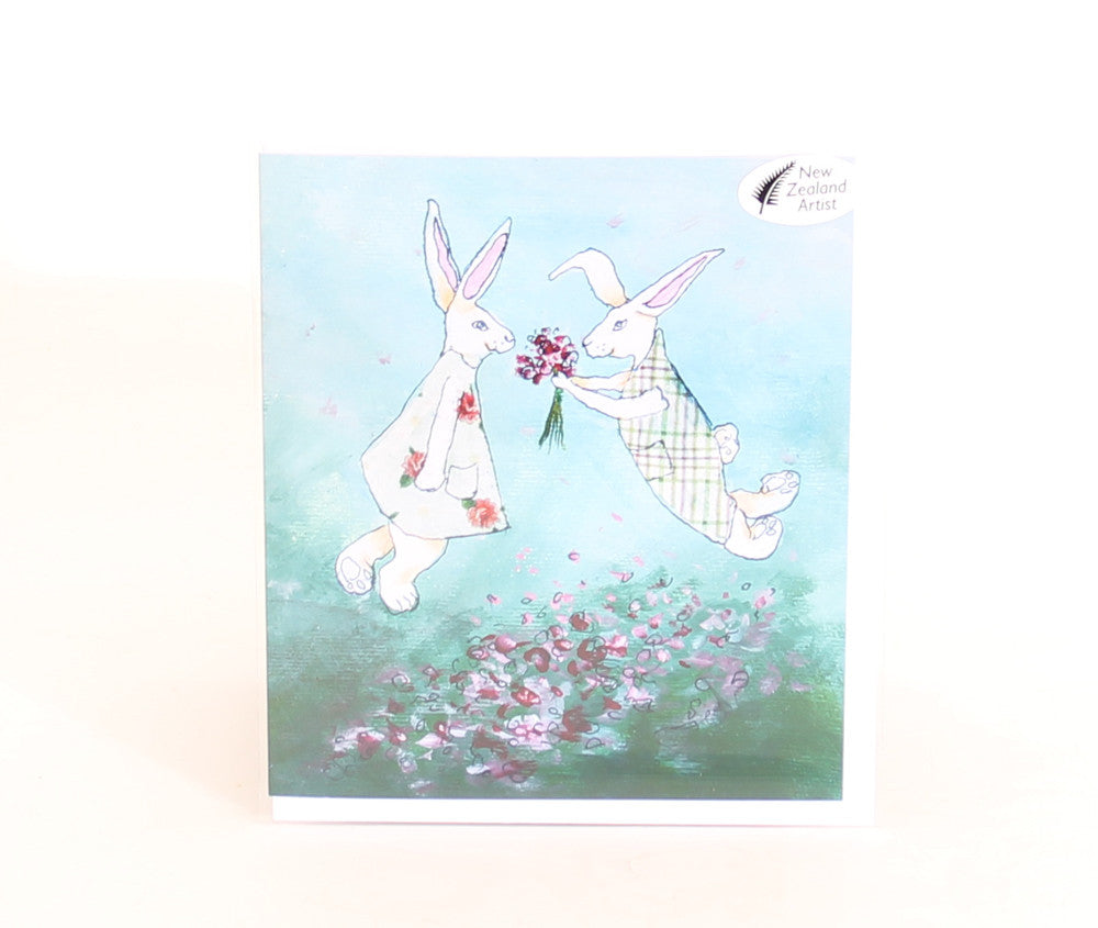 RABBITS FOREVER GIFT CARD