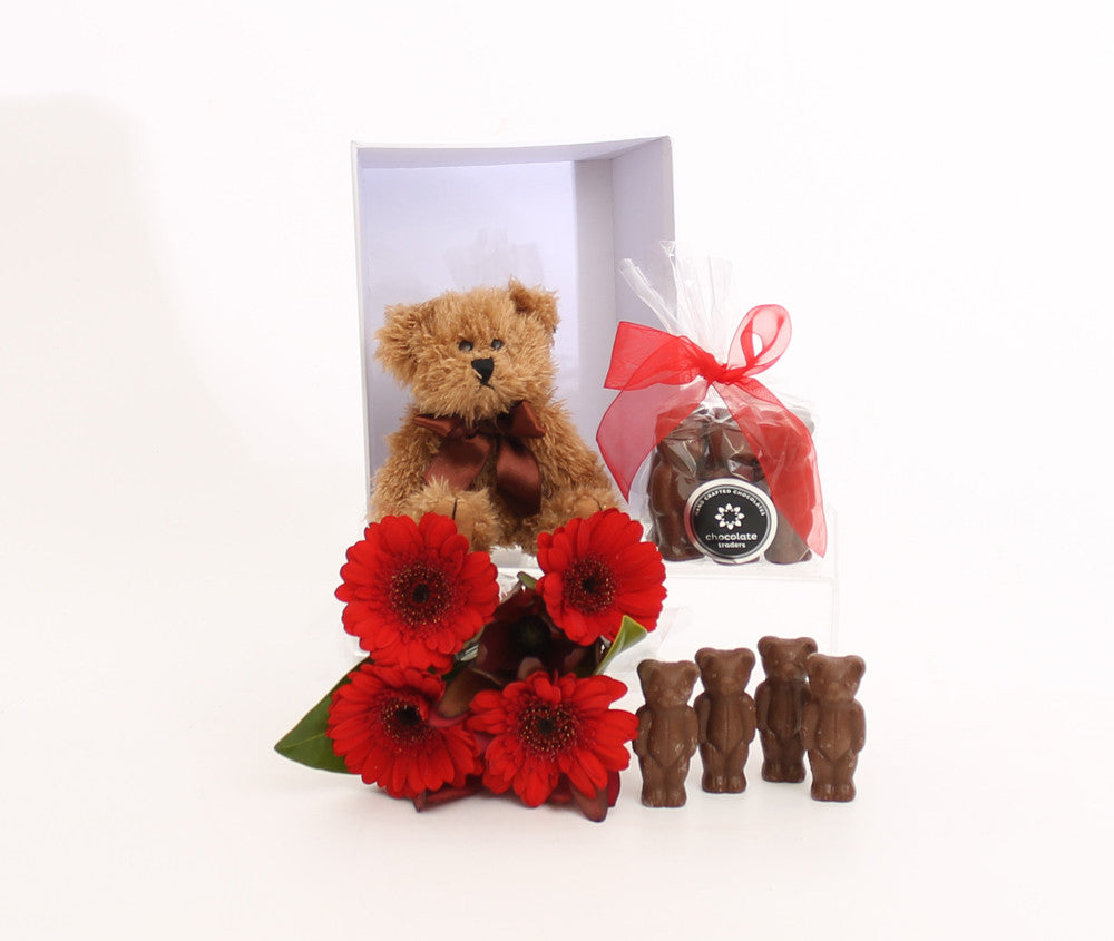 CUTE BEAR GIFT BOX