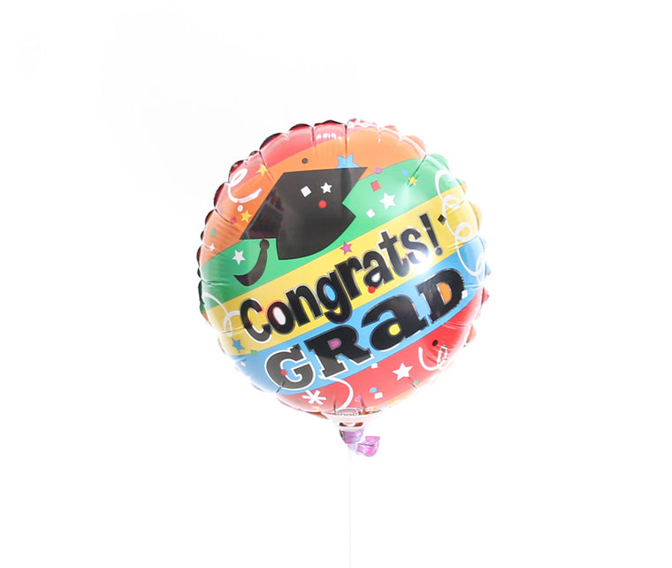 CONGRADUATION BALLOON
