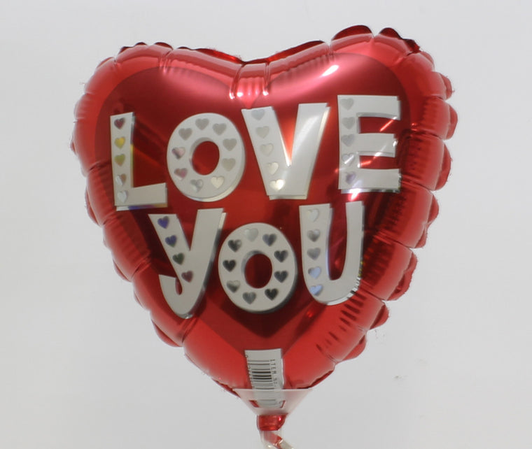 LOVE YOU BALLOON