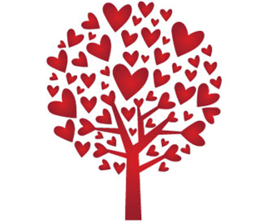 TREE OF LOVE GIFT CARD