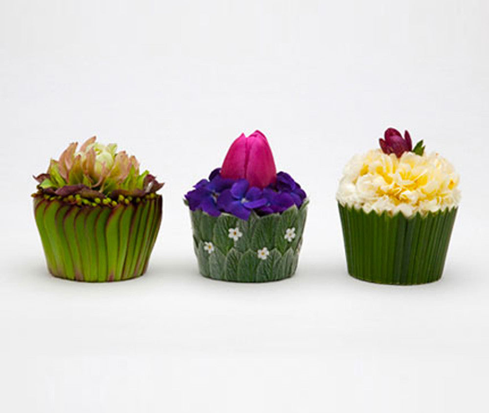 FLORAL CUPCAKES Gift Card