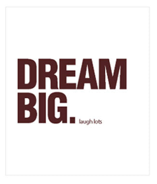 DREAM BIG GIFT CARD