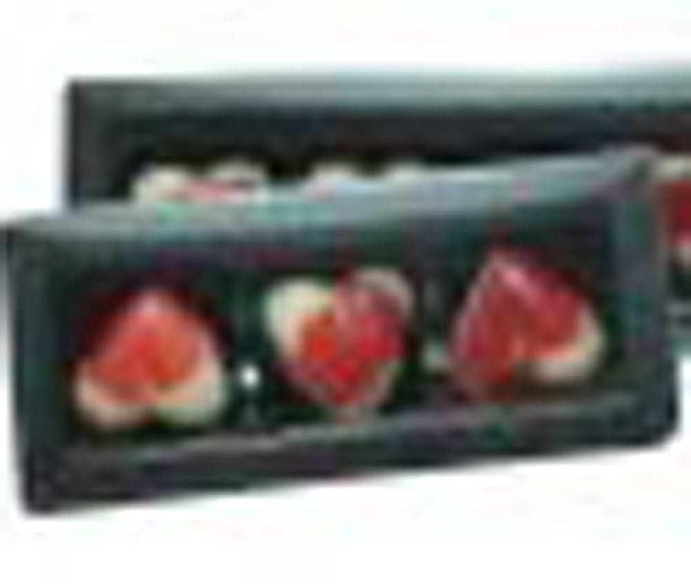 TRIO HEARTS MIXED CHOCOLATE