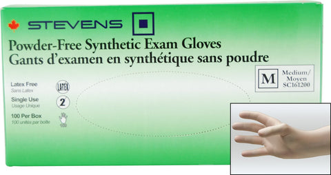 Vinyl Exam Gloves 100pcs/box