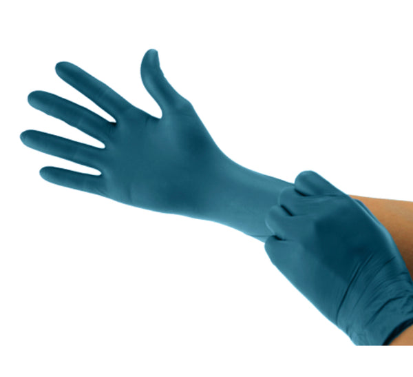 Cranberry Inspire PF Nitrile Gloves 300pcs/box