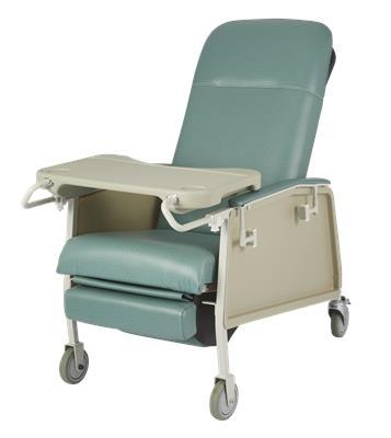 Deluxe Three Position Patient Chair - Blue Ridge