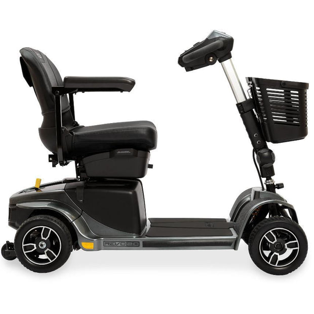 Pride Revo 2.0 4 Wheel Scooter for Out doors.