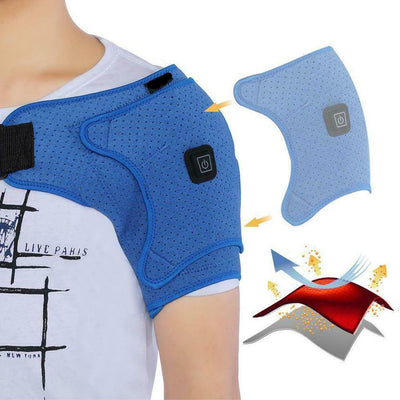 Electric USB Heated Shoulder Brace