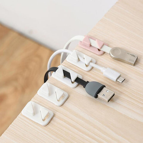 Self-Adhesive Cable Holder