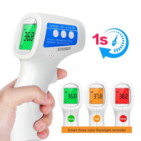 Non Contact Infrared Forehead Digital Thermometer