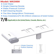 Smart Non-Electric Toilet Bidet Shower