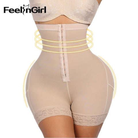 Women High Waist Body Shaper Underwear
