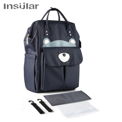 Waterproof Outdoor Travel Diaper Bag