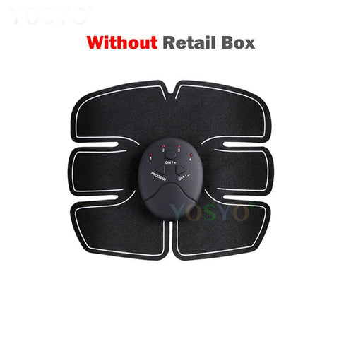 Toner Body Muscle Trainer Wireless Portable Unisex Fitness