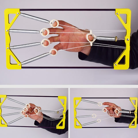 Strong Finger Grip Exercise