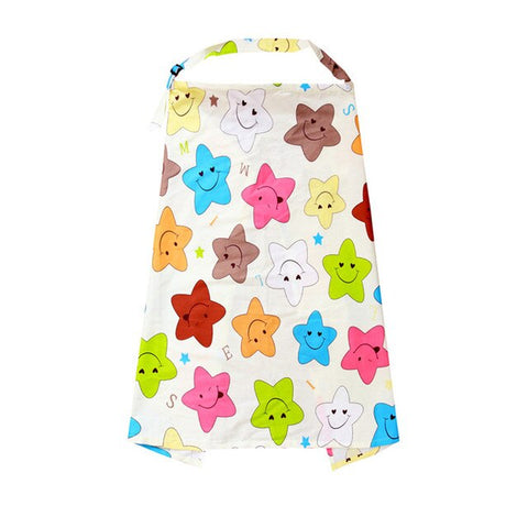 Breathable Cotton Muslin Nursing Cloth