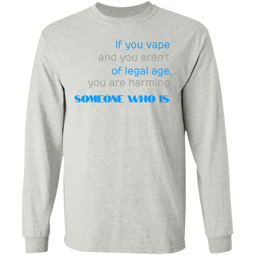 If You Underage Vape... Ultra Cotton T-Shirt