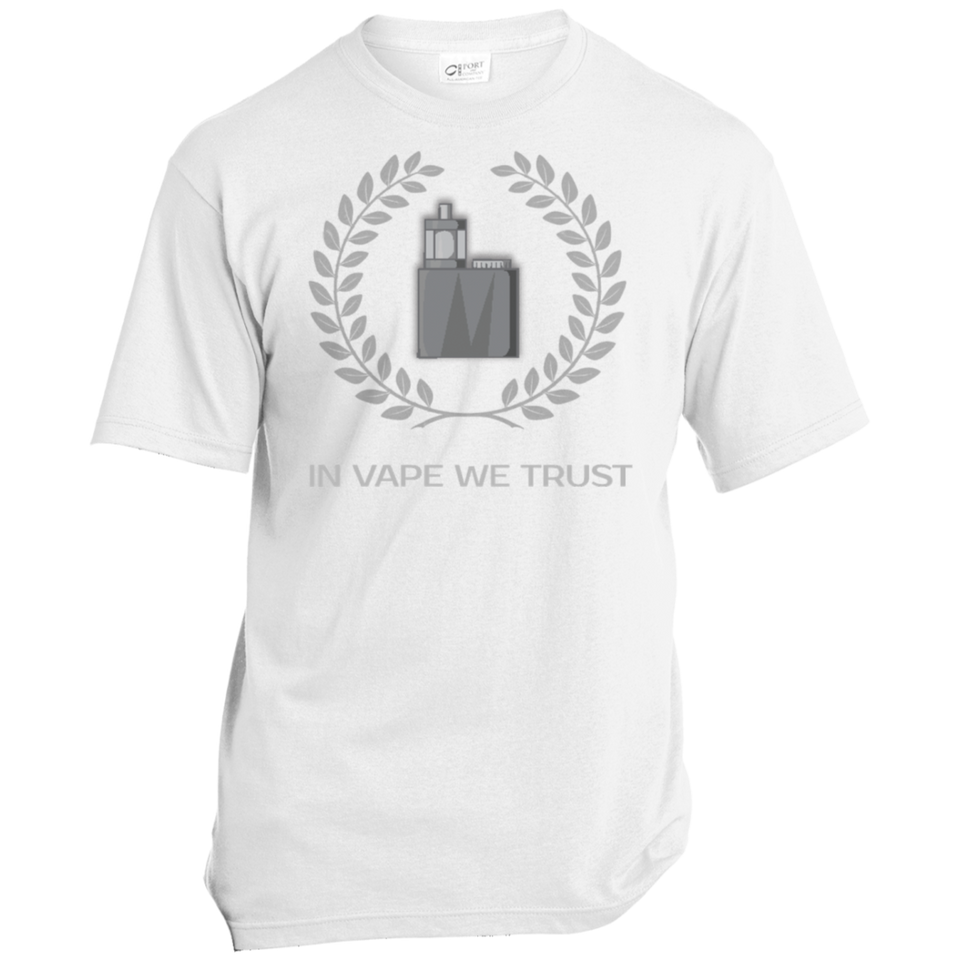 In Vape We Trust Unisex T-Shirt