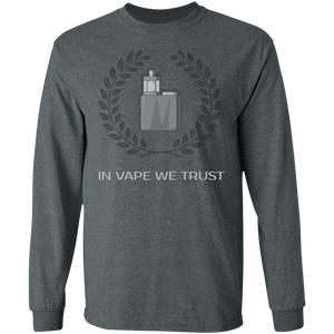 In Vape We Trust Ultra Cotton T-Shirt