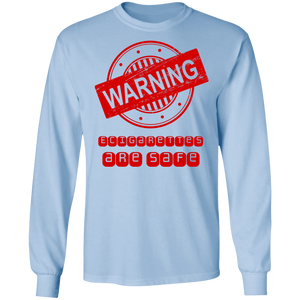 Warning: E-Cigarettes Are Safe Ultra Cotton T-Shirt