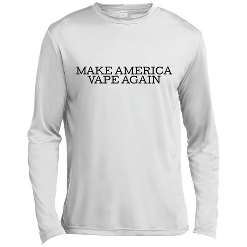 Make America Vape Again Moisture Absorbing T-Shirt