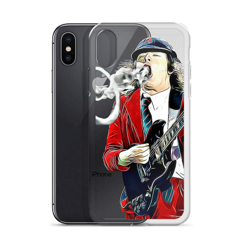 PG VG Big O iPhone Case