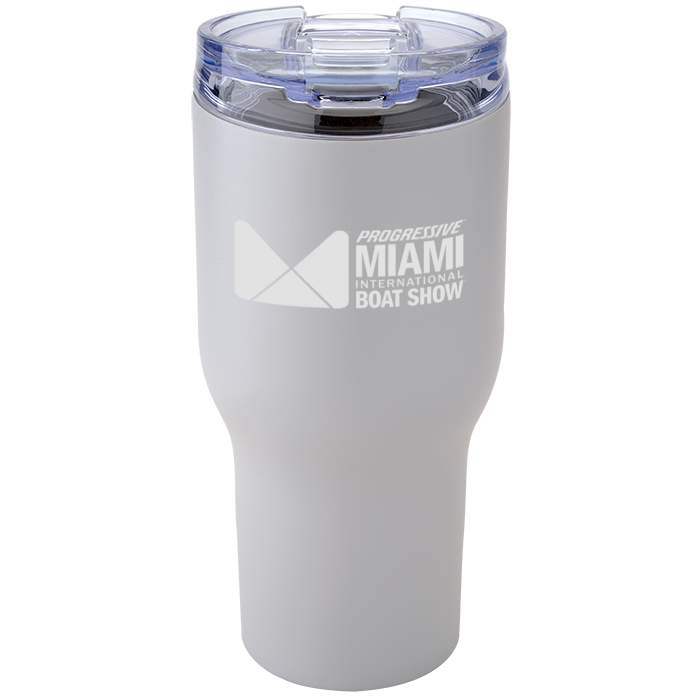 "30 oz Limited Edition ""Miami International Boat Show"" Tumbler"