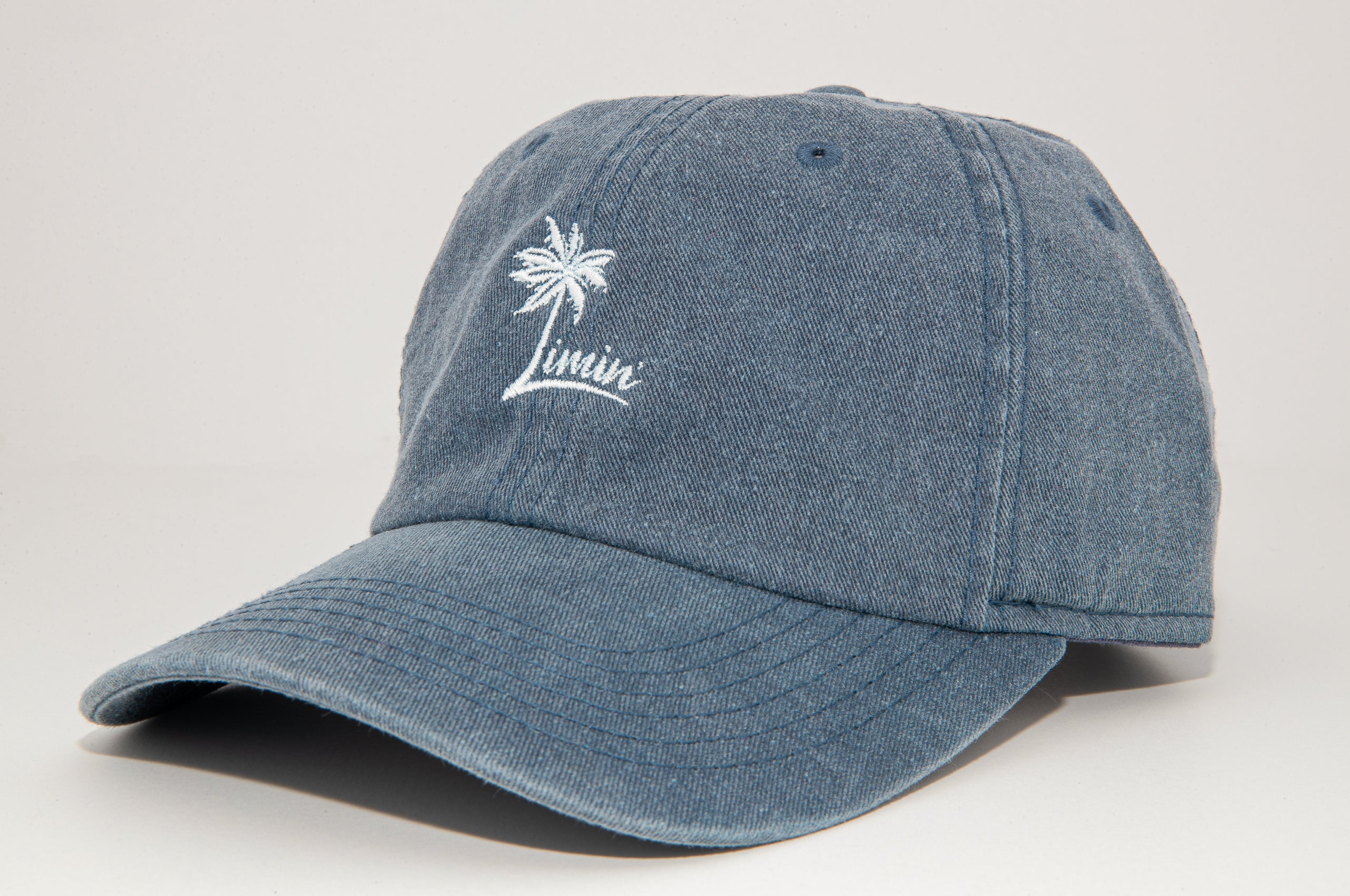 Weathered Boater's Cap (Small Fit)