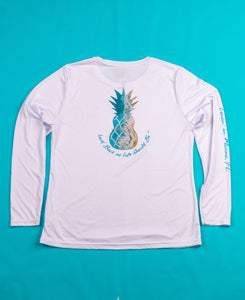 "CLOSE OUT SALE: Women's Limited Edition ""Limin' In Miami"" Performance Shirt"