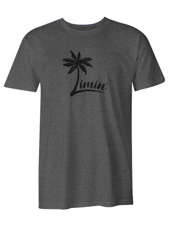 Men's Logo Tee - Charcoal Grey
