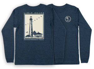 Bolivar Lighthouse Long Sleeve Tee