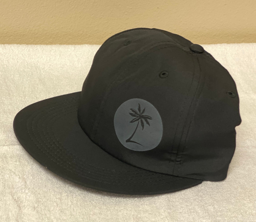 Lightweight Performance Flat Bill Cap