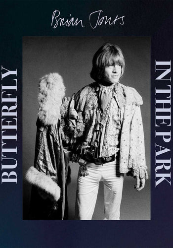 Brian Jones: Butterfly in the Park