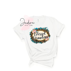 Blessed Grandma T-Shirt